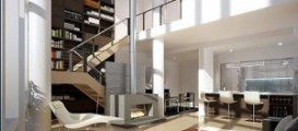 Captación solar térmica para edificio de 80 lofts – 56 kW