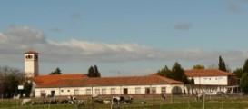 Reforma de centro de transformación tipo caseta y RBT en escuela de formación agraria