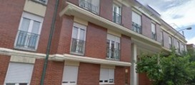 Edificio de 128 viviendas en Plaza Santa Ana – Palencia