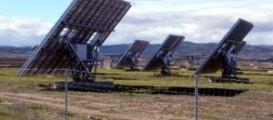Instalación fotovoltaica con seguidores solares – 50 kWp