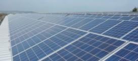 Instalación fotovoltaica en cubierta – 1.000 kWp