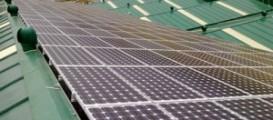 Instalación fotovoltaica en cubierta – 49 kWp