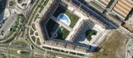 Edificio de 423 viviendas en Solar de Piensos CIA – Valladolid