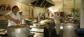 Almacenamiento y red de gas propano para industria de catering